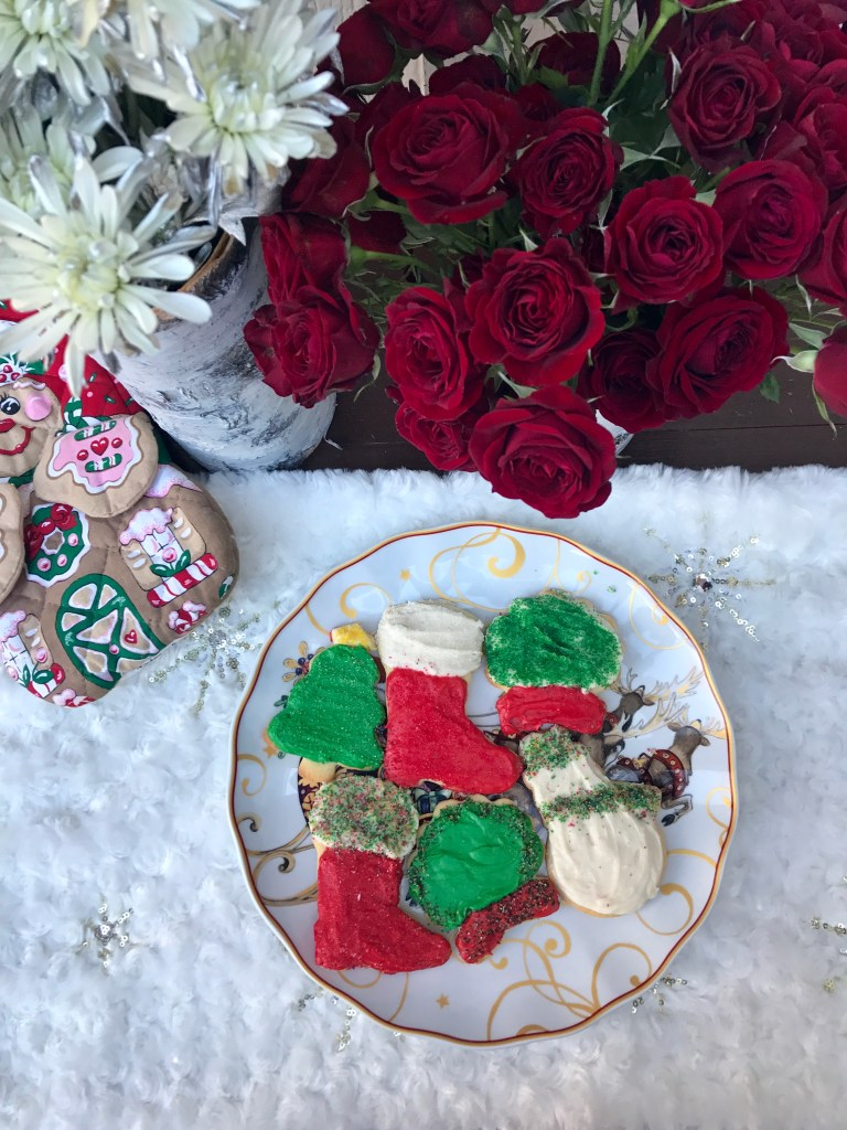 Fiori di Sicilia Sugar Cookies | The Rose Table