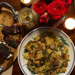 Three Course Bacon Dinner | The Rose Table