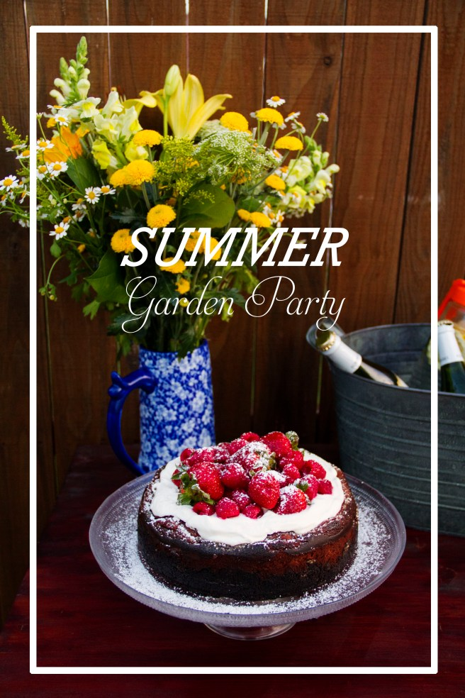 Summer Garden Party Ideas by The Rose Table