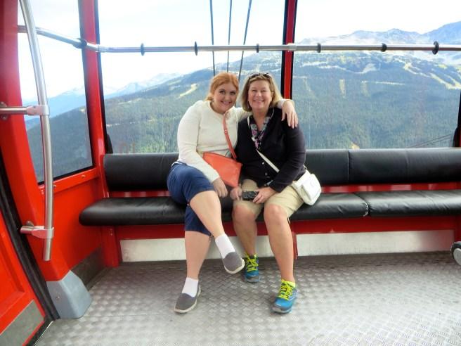 Whistler Mountain | The Rose Table
