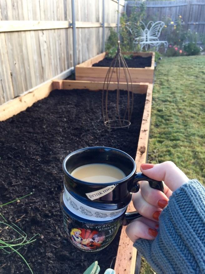 Cedar Raised Bed Garden | The Rose Table
