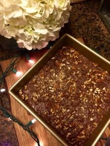 Easy German Chocolate Fudge | The Rose Table