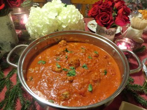 Meatballs in Tomato Sauce | The Rose Table