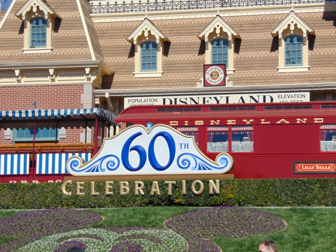 Disneyland 60 Vacation | The Rose Table