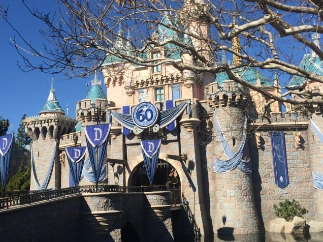 Disneyland 60 Vacation
