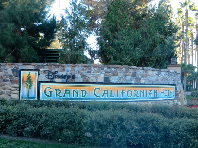 Disney's Grand Californian Review | The Rose Table