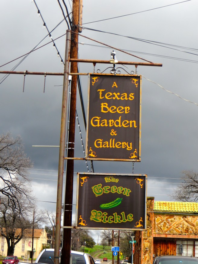 The Green Pickle in Glen Rose TX Review | The Rose Table