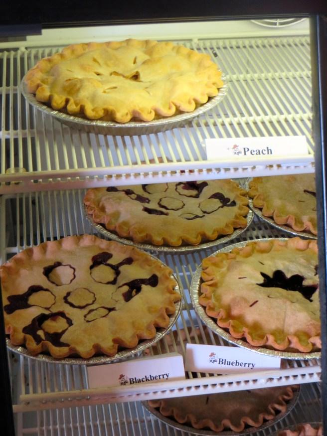 Pie Peddler's in Glen Rose, TX | The Rose Table