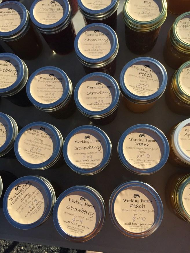 Farmers Market Jam | The Rose Table