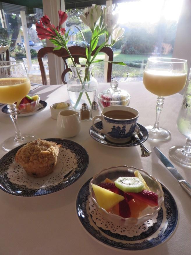 Breakfast at Inn on the River in Glen Rose TX | The Rose Table