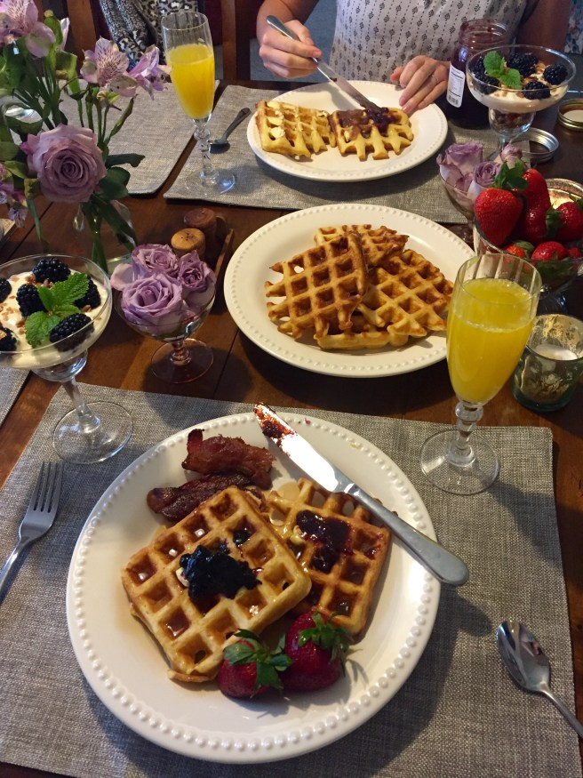 How to Host Brunch   The Rose Table