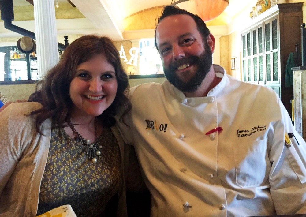 BRAVO! Cucina Italina Review | The Rose Table