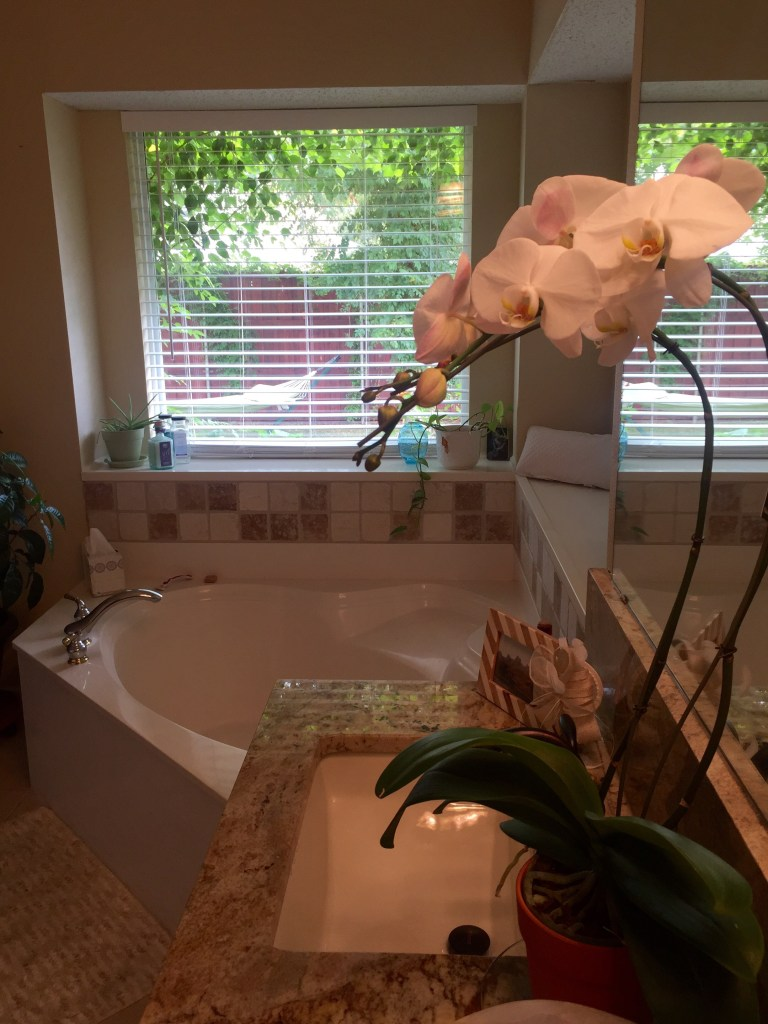 Master Bathroom | The Rose Table
