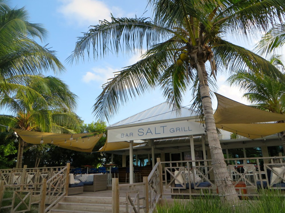 Salt Bar and Grill Turks and Caicos Review   The Rose Table