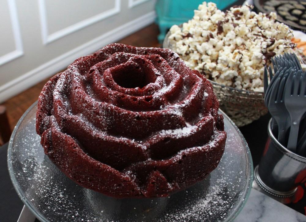 Red Velvet Rose Cake | The Rose Table