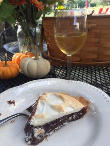 Chocolate Pie Picnic | The Rose Table