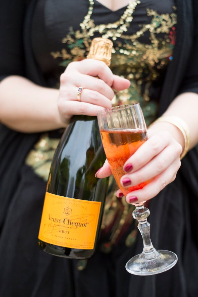 Veuve Clicquot | The Rose Table