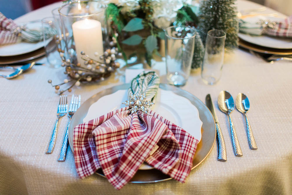 Target Style Holiday Dinner Party