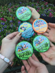 Birthday Trip to Disneyland | The Rose Table