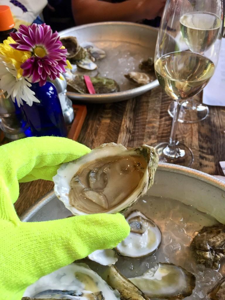 Oyster Shucking Rapscallion