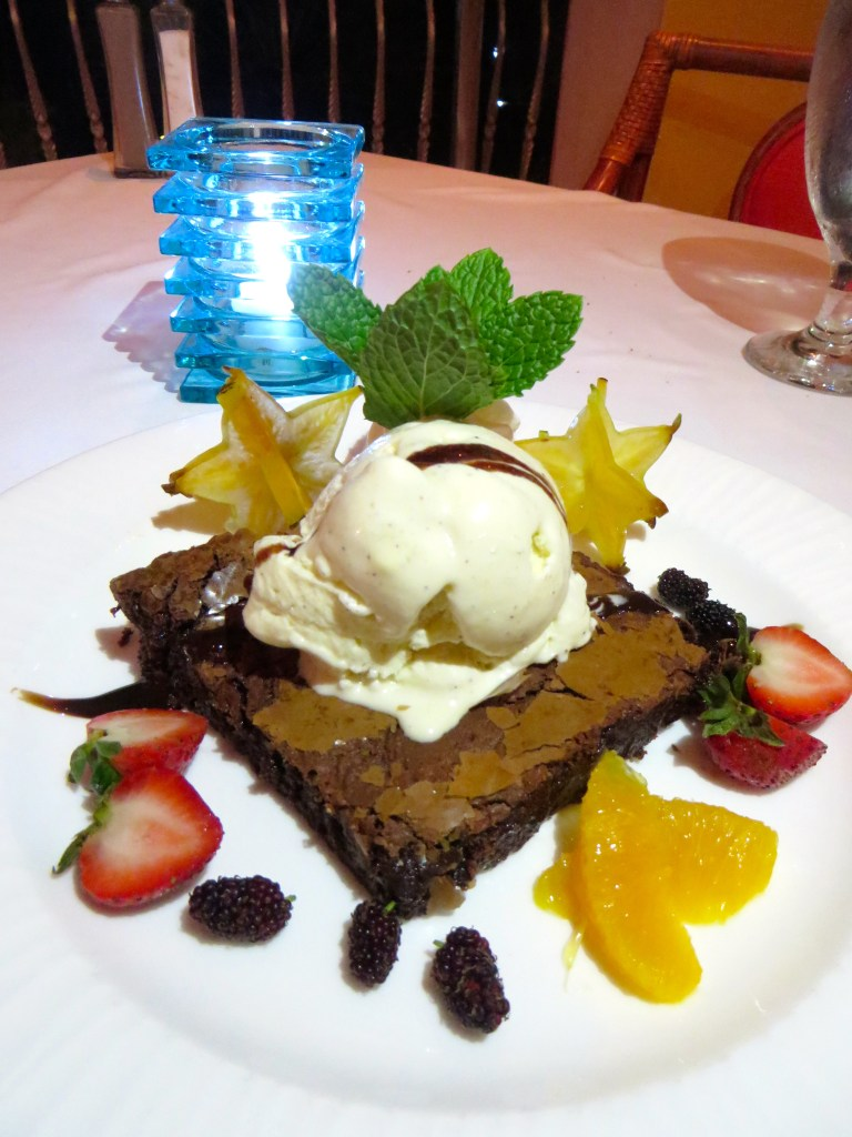 Chocolate Brownie | The Rose Table