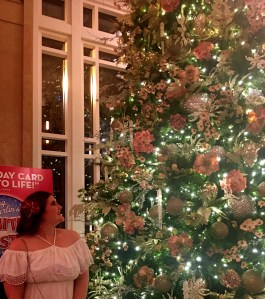 White Christmas at Bass Performance Hall