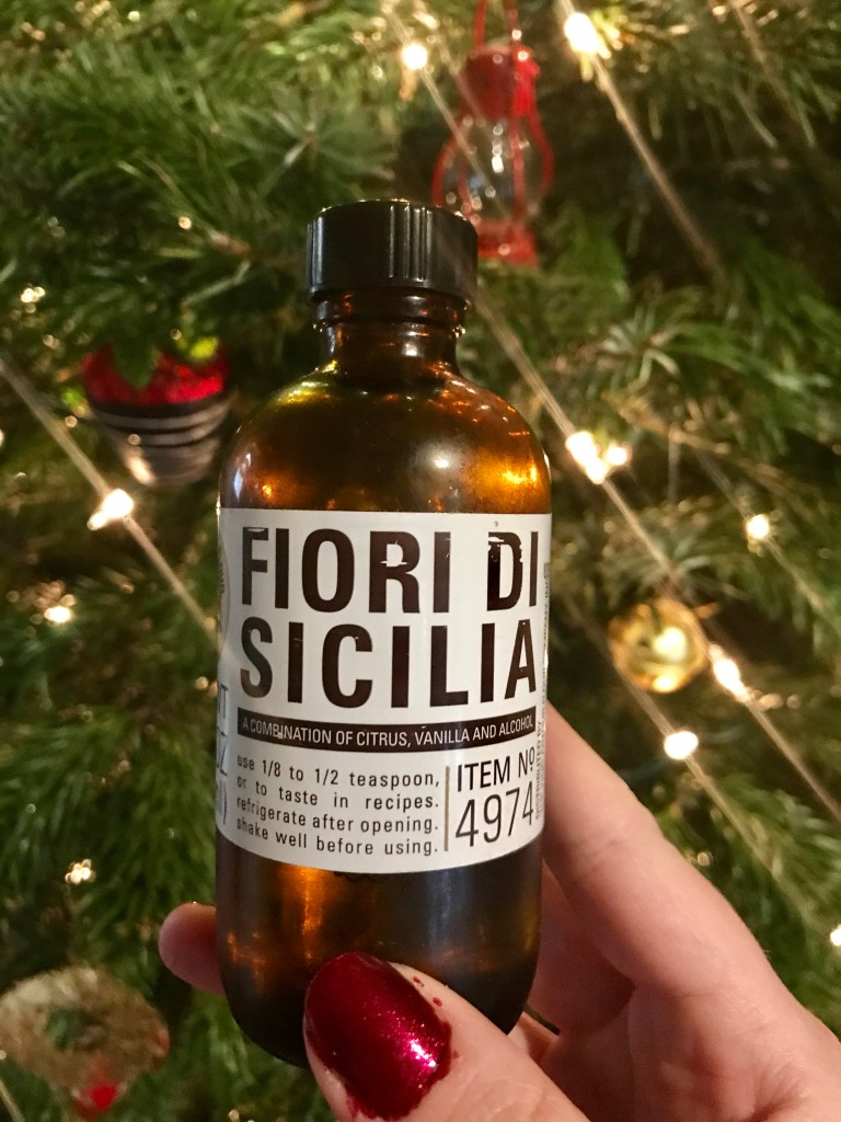 What to do with Fiori di Sicilia