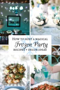Frozen 2 Party Ideas recipes