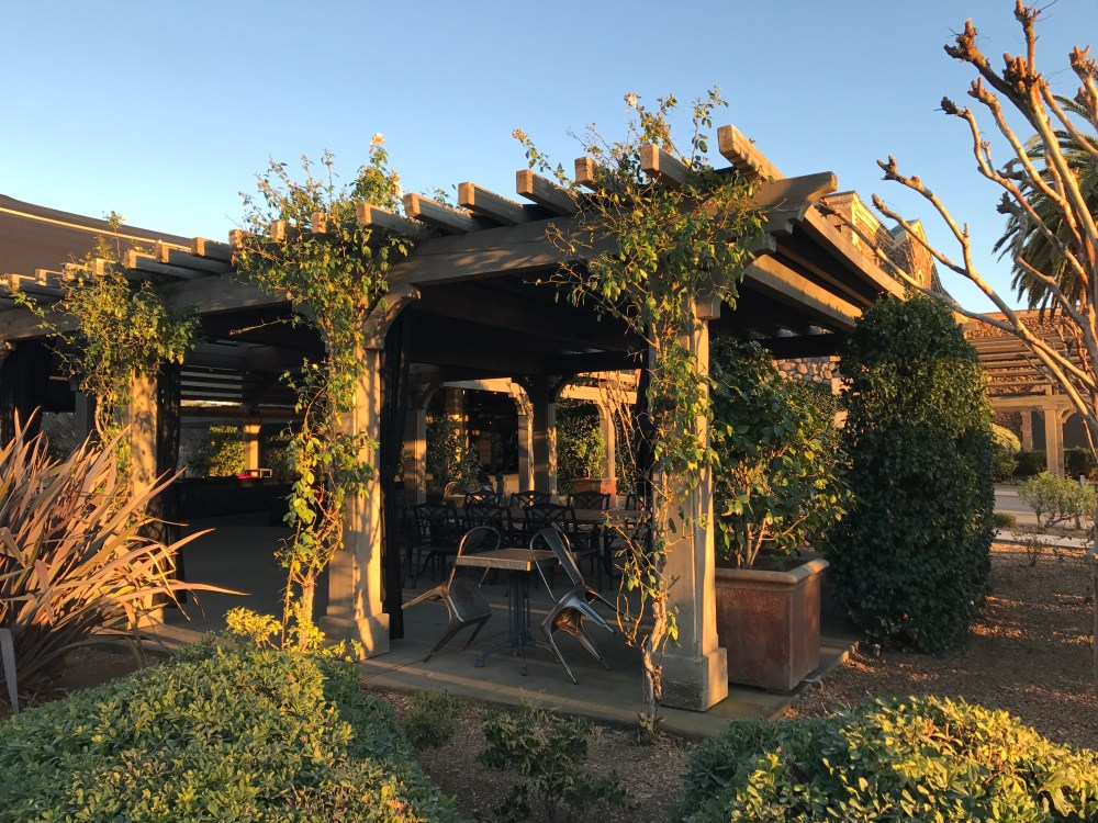 Black Stallion Winery Napa Valley | The Rose Table