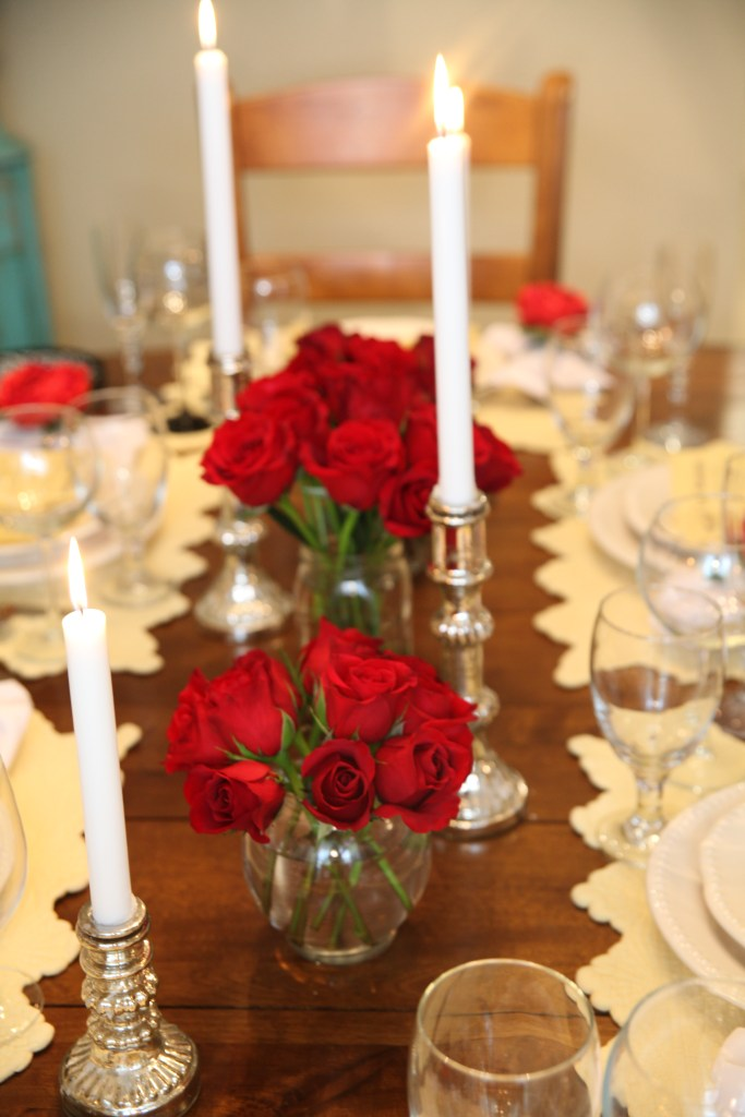 Beauty and the Beast Dinner Party Recipes | The Rose Table