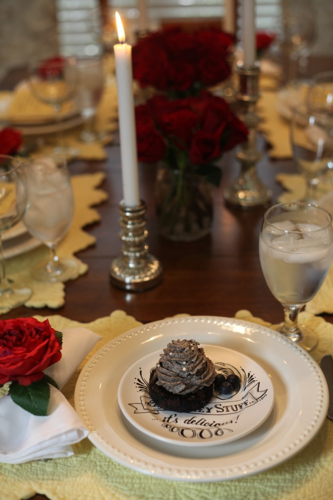The Grey Stuff Recipe Beauty and the Beast Food | The Rose Table
