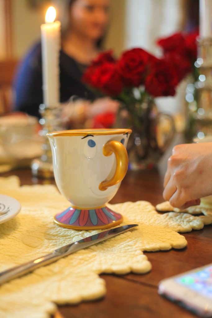 Disney Dinner Party Beauty and the Beast - with Recipes!