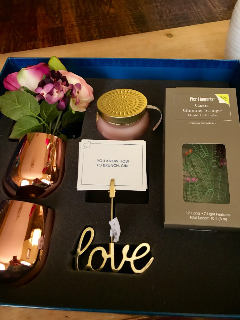 Pier 1 Style Box Review | The Rose Table