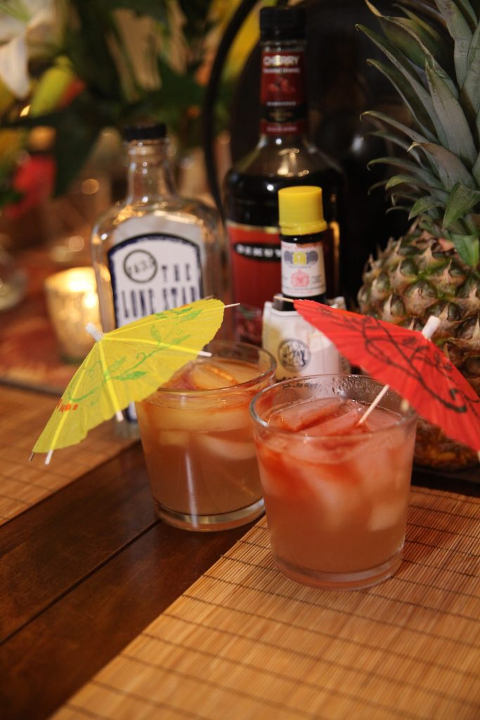 Singapore Sling | The Rose Table