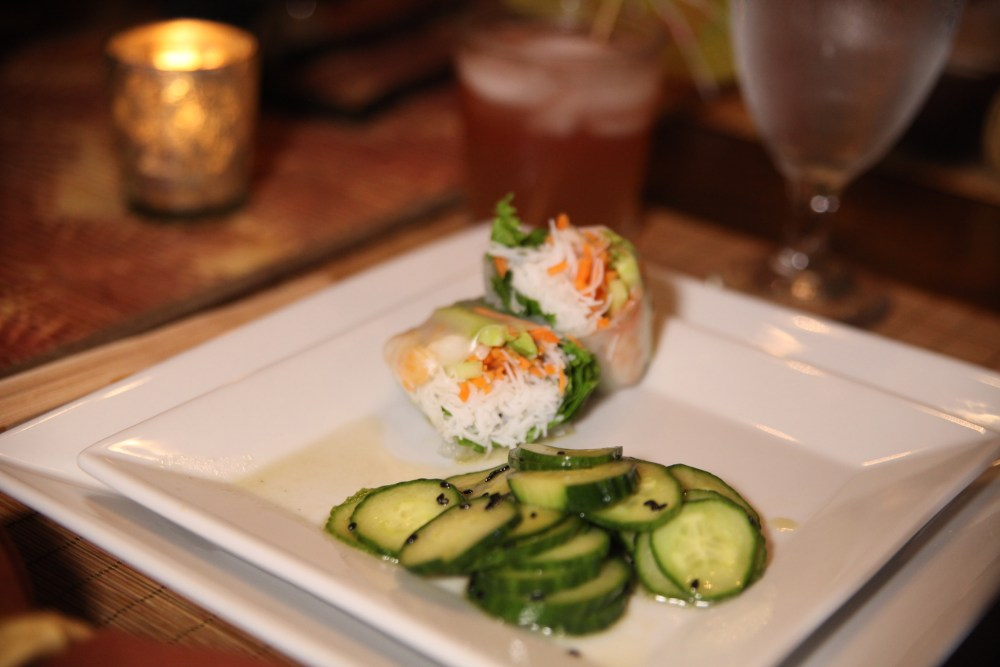 Asian Cucumber Salad | The Rose Table