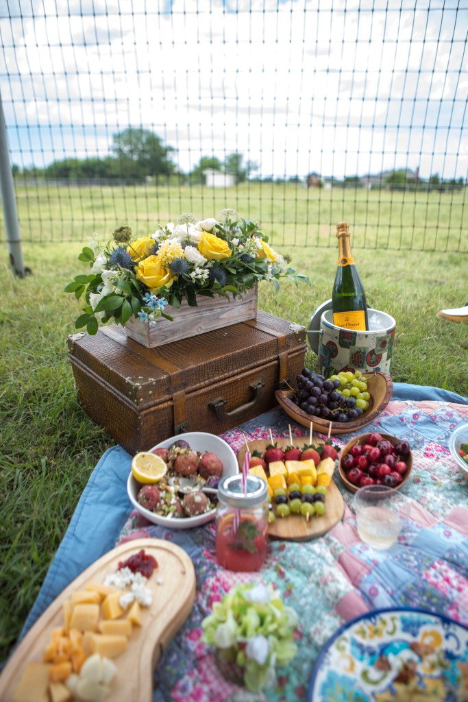 Picnic Ideas and Recipes | The Rose Table