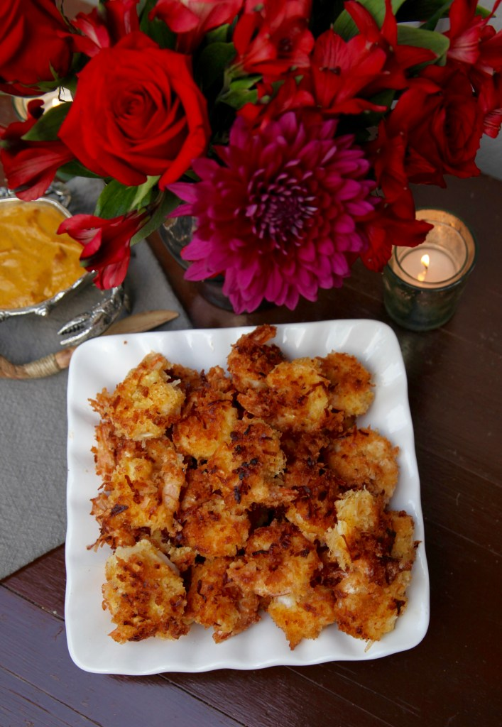 The Best Coconut Shrimp   The Rose Table