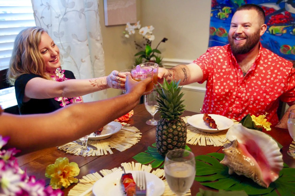 Disney Moana Party Recipes Food Ideas