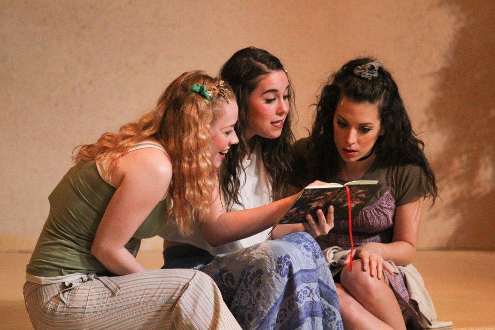 Brick Road Theatre Mamma Mia Review | The Rose Table