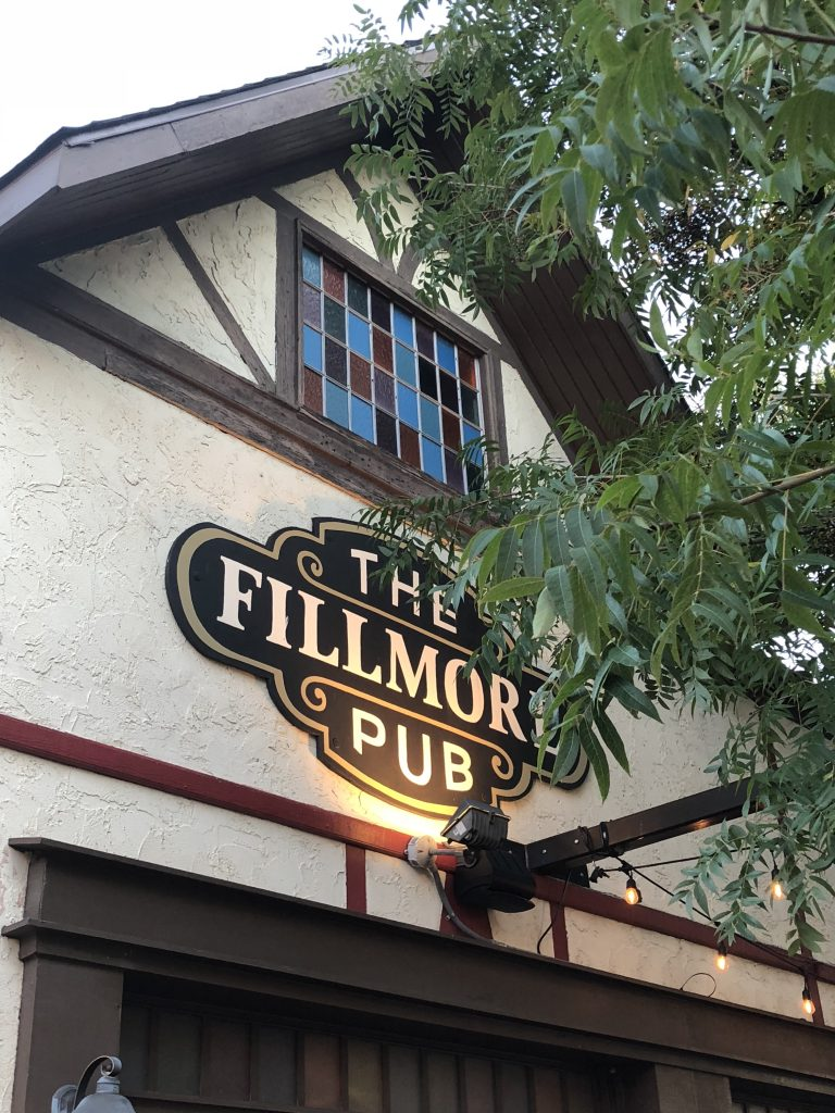The Fillmore Pub Plano Review | The Rose Table