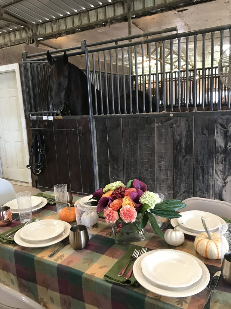 Fall dinner party ideas with recipes | The Rose Table