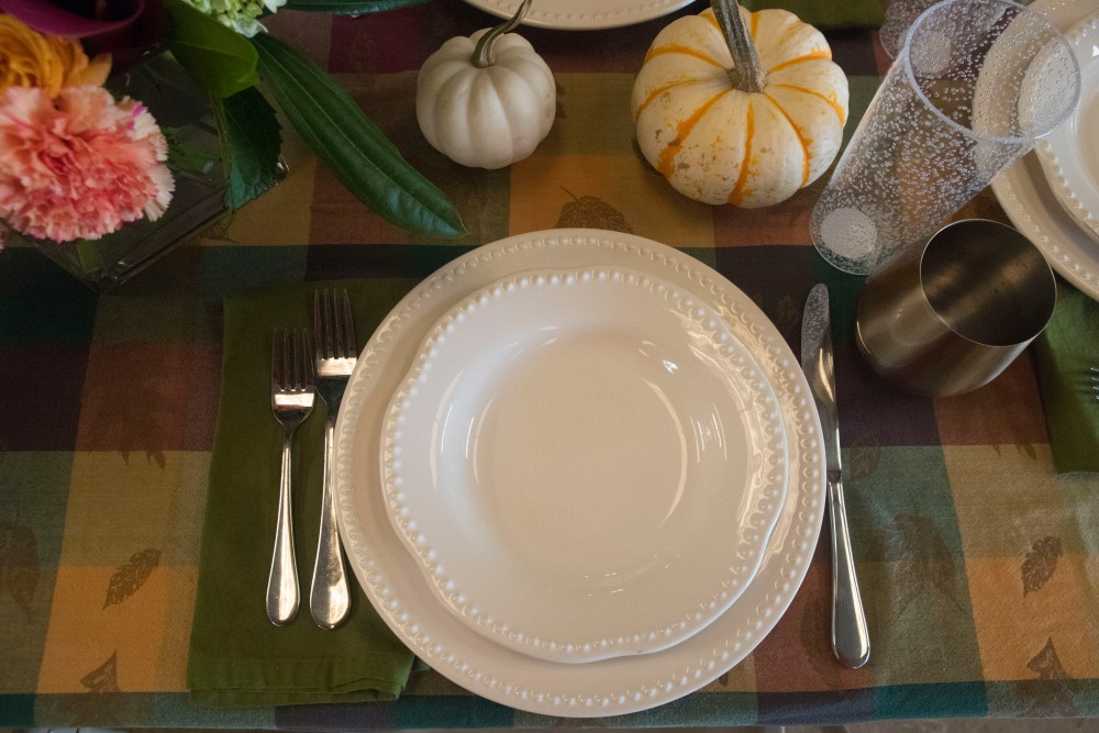 Fall dinner party ideas with recipes   The Rose Table