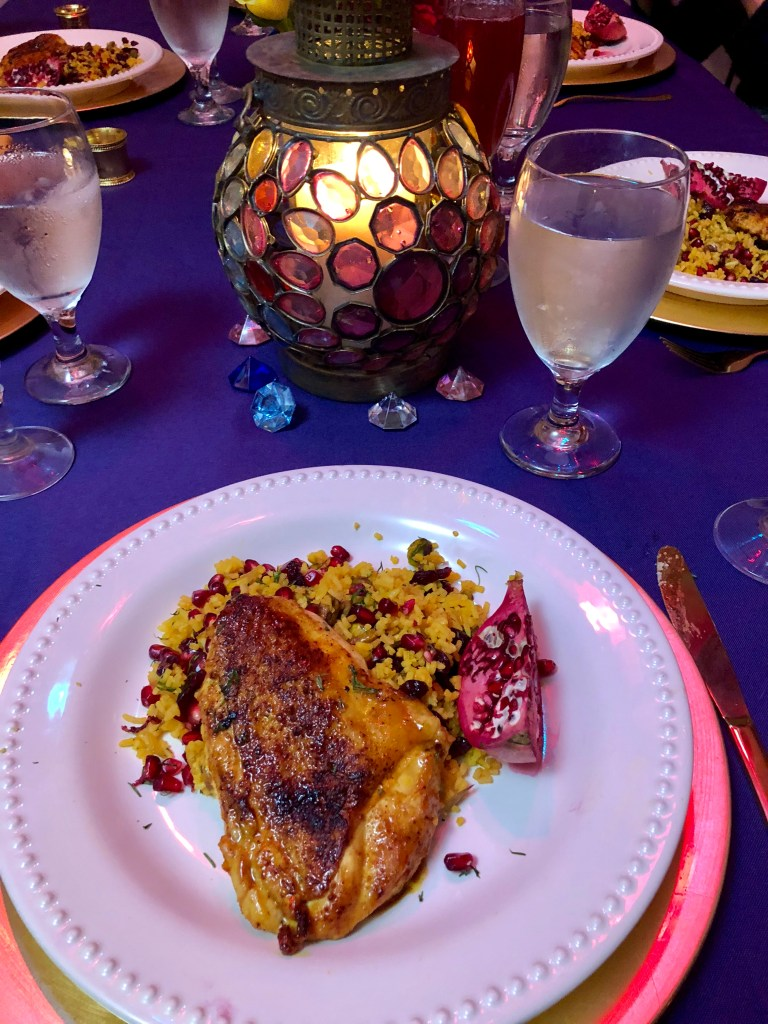 Persian Chicken | The Rose Table