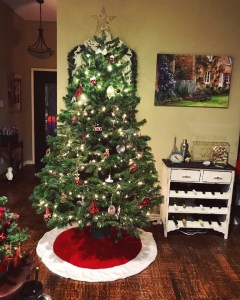 Best Christmas Tree Nordmann Fir   The Rose Table