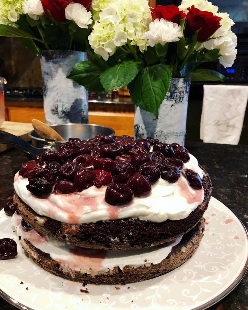 Best Black Forest Cake Recipe   The Rose Table