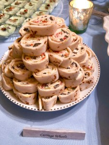 Tortilla Roll Ups, Party Appetizer   The Rose Table