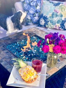 Pineapple Yogurt Bowl | The Rose Table