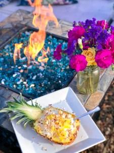 Pineapple Yogurt Bowl   The Rose Table
