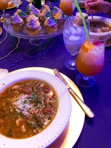 Mardi Gras Party Ideas Recipes | The Rose Table