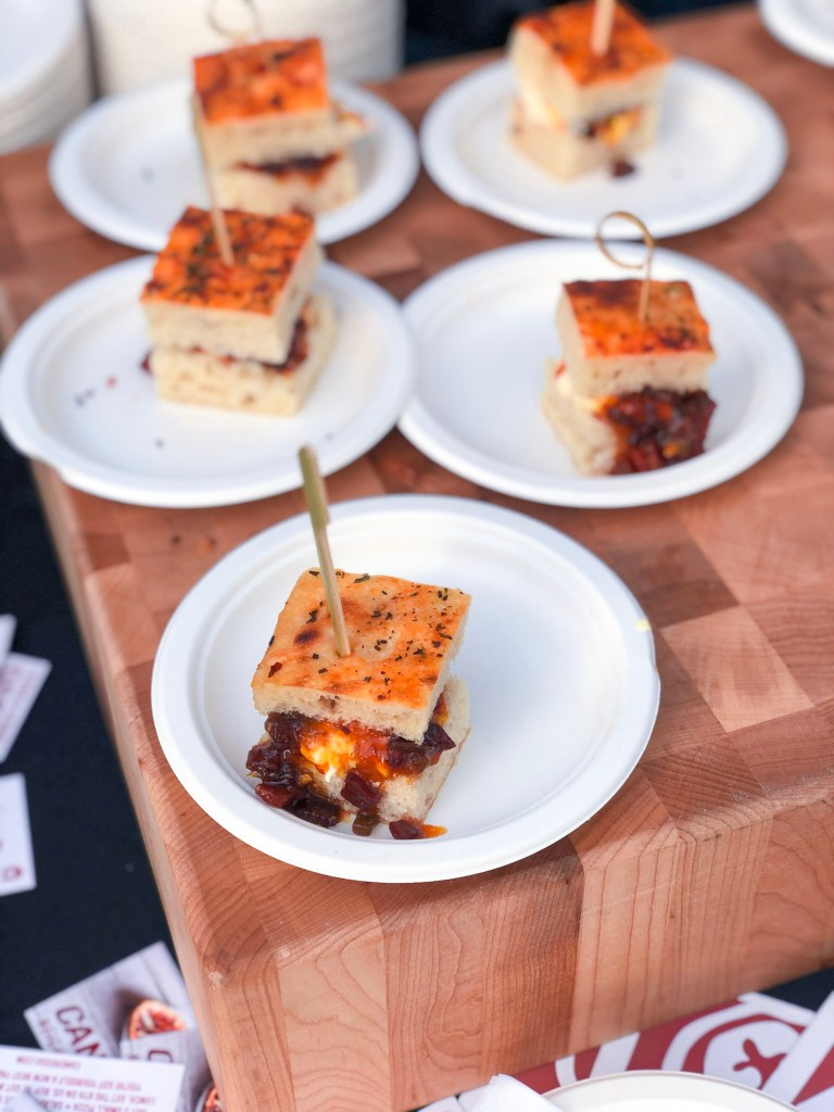 Dallas Arboretum A Grand Tasting Food and Wine Festival | The Rose Table